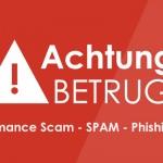 Vorsicht Betrug: Maschen der Scammer & Spammer beim Online-Dating