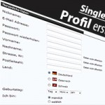 Wie erstelle ich ein gutes Profil in einer Singlebörse?