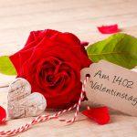 Valentinstag - das Fest der Verliebten am 14. Februar