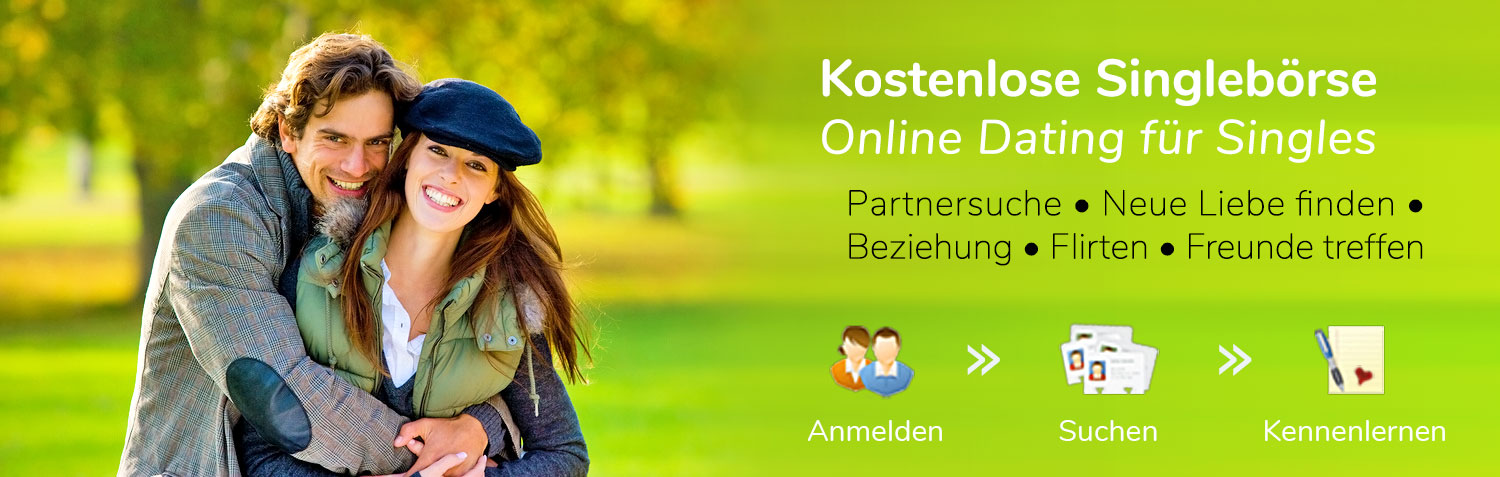 Gratis Dating - Die Deutsche Singlebrse - 100%
